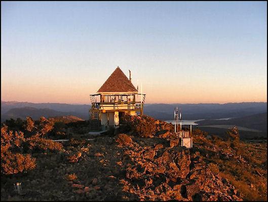 Babbit Peak Lookout National Historic Lookout Register