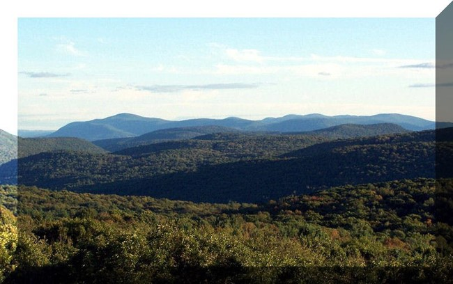 9/16/2007 View of South Taconic Range